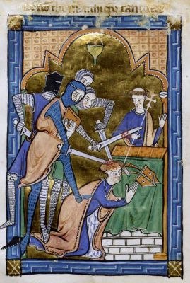 The Murder of Thomas Becket